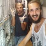 zusammen mit Daniel Bejinariu